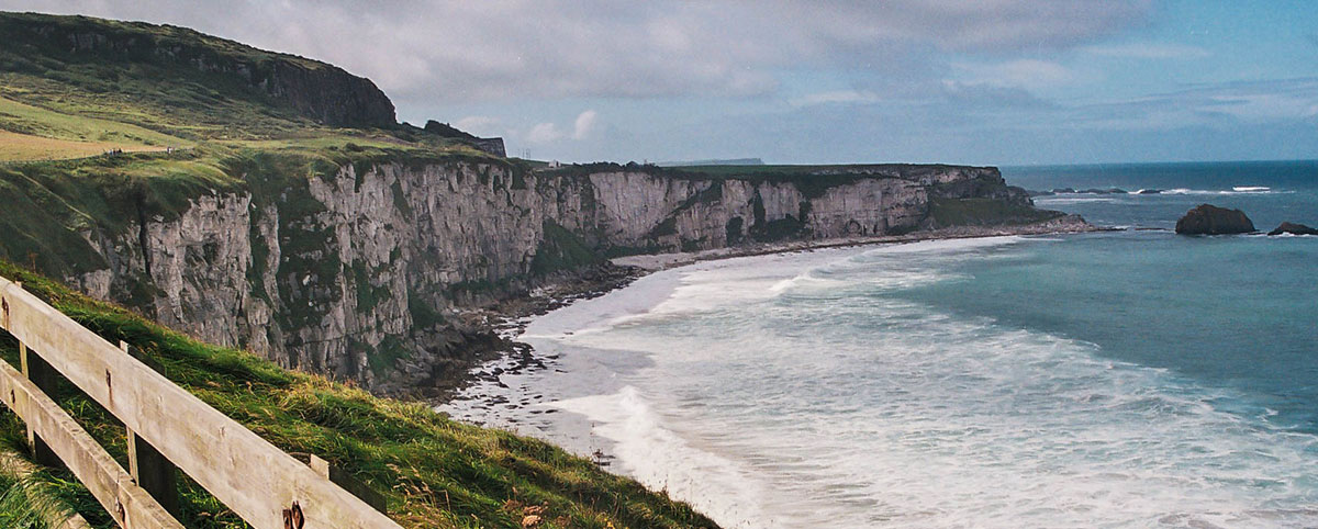 Deník – Irsko – Smaragdový ostrov [2007]