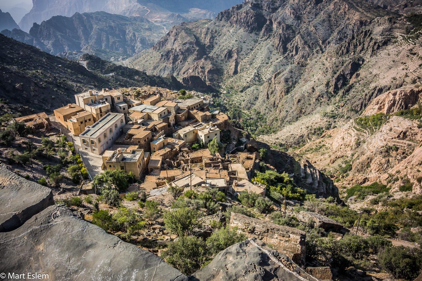 Deník – Sultanát Omán (2015)