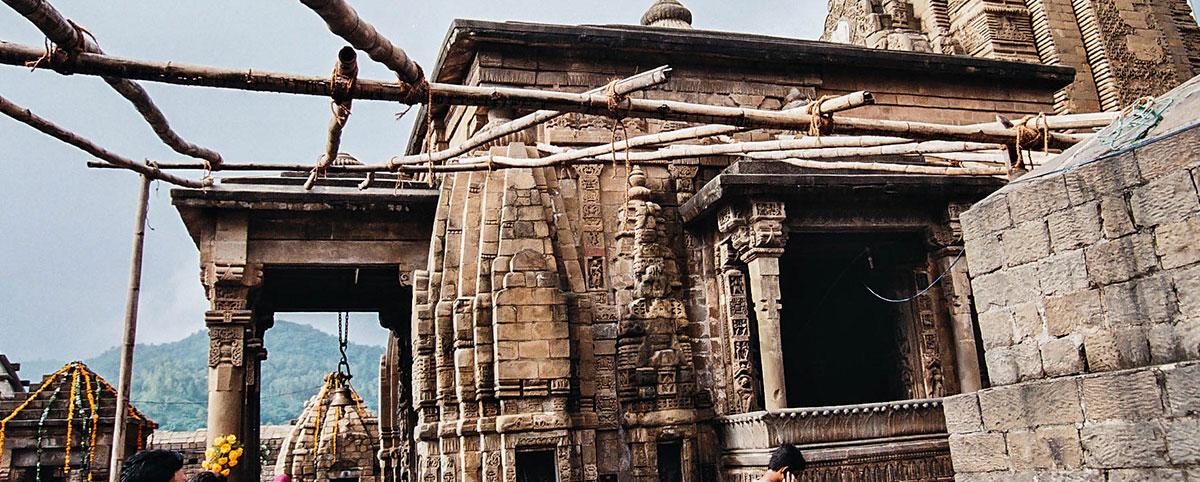Deník – Indie – Himáčalpradéš aneb o 12 let odložená cesta do Indie (2013)