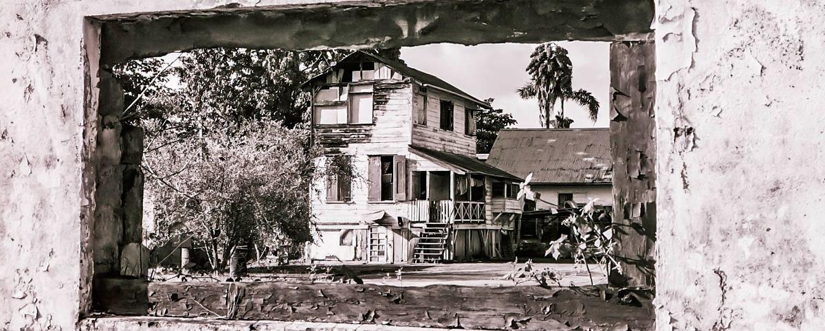 Deník – Z Cayenne do Port of Spain